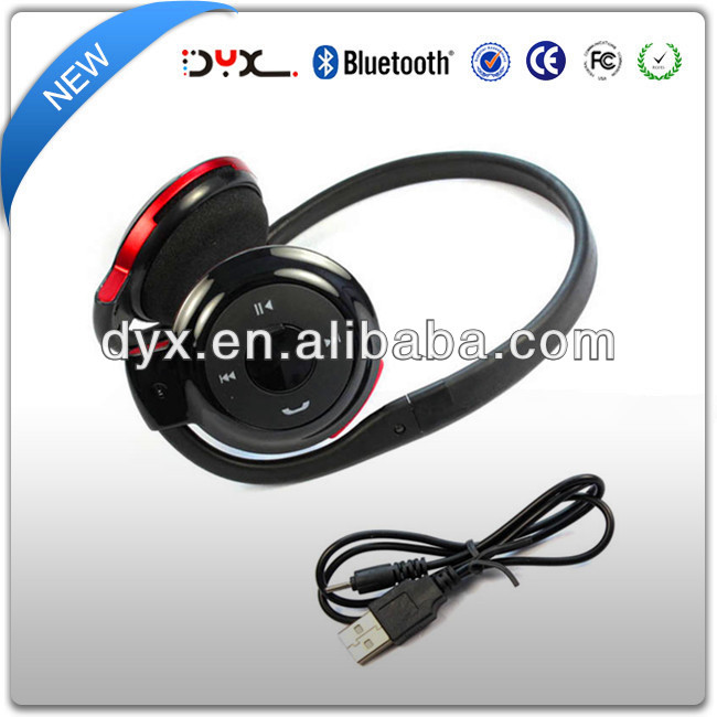 2015 Studio wireless bluetooth headphones with MP3 player bluetooth headset BH503