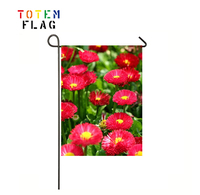 custom garden flags set