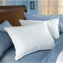 Standard Down Alternative Bed Pillow - Medium Firm - Hypo-allergenic