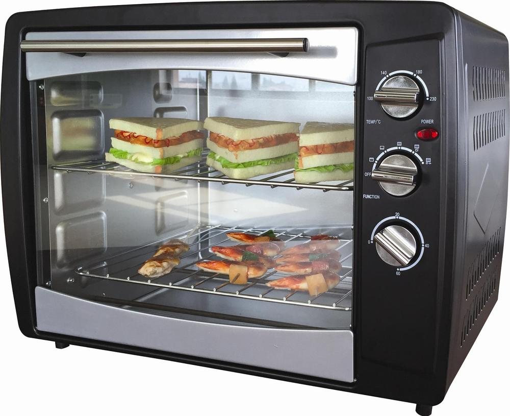 baking and electric oven Those who love to entertain will appreciate a spacious double electric wall oven that can cook multiple dishes simultaneously at varying temperatures let your casserole bake in one section, while your side dishes sizzle in the other.