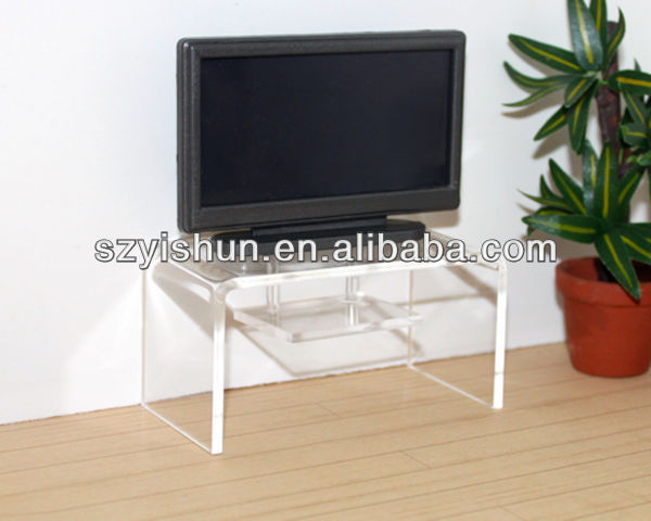 Clear Acrylic Tv Stand, Clear Acrylic Tv Stand Suppliers And Manufacturers  At Alibaba.com