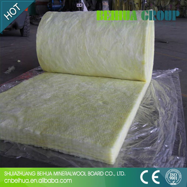 Thermal insulation glass wool insulation r value 3 5 buy for Glass wool insulation