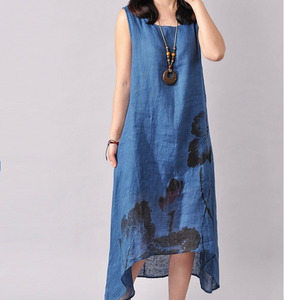 bff38d9b824 Cotton Dress