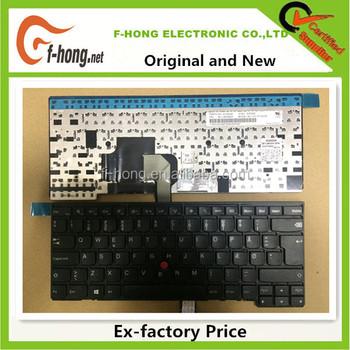 Original New Laptop Keyboard Replacement Danish Layout For Lenovo Thinkpad  T440 T440s T440p T431 T450 04y0833 0c02224 - Buy 04y0833,T440 Danish