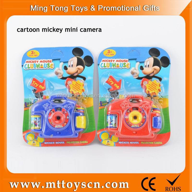 Pentagram china cheap gift items mini toy camera