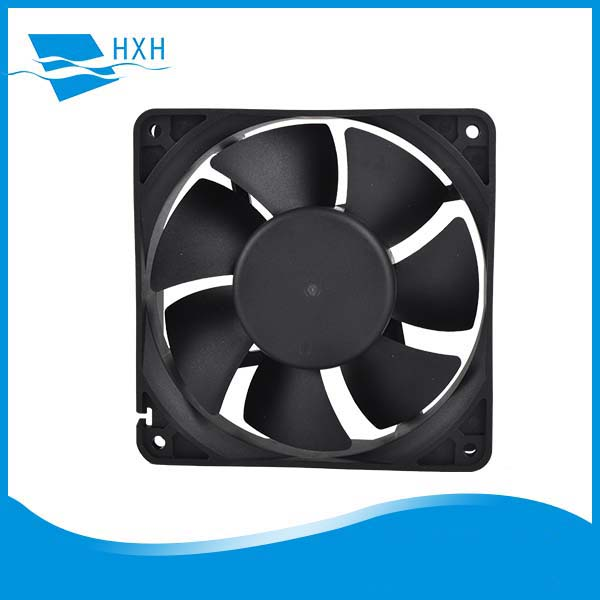 Axial fan 120mm 5v dc mini cooling fan for network hard disk