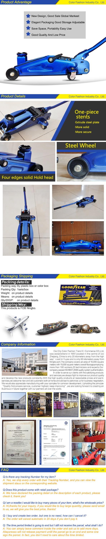 Design of bottle car jack - Wholesale Sedan Car Hold Up The Weight Pneumatic Bottle Jack