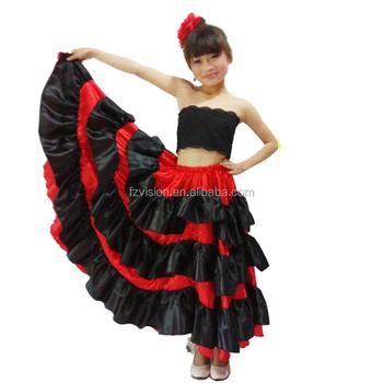 65f805458 Cheap Kids Flamenco Dance Costume Dress - Buy Flamenco Dance ...
