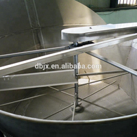 automatic stirring device deep frying machine