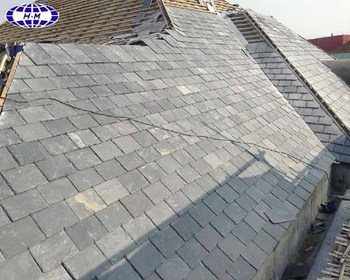 China Light Grey Roofing Slate Tiles Prices For Roof Tile Edging Product On