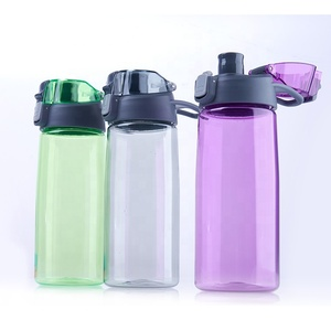 Factory Directly Supplier Good Quality Sport Water Bottle Plastic Water Bottle