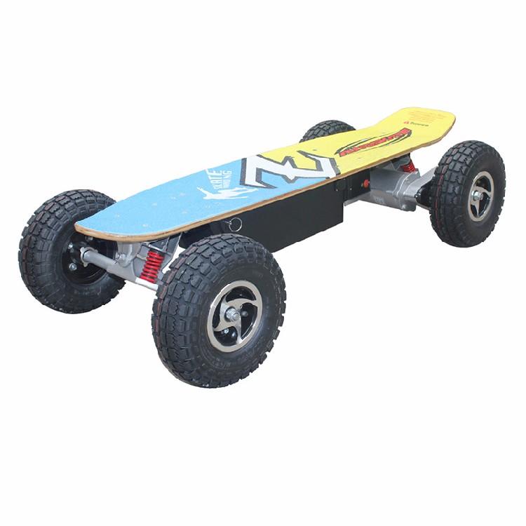 Hsj93 Remote Control Diy Electric Skateboard Motor Wheel With Ce