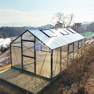 China wholesale 4 seasons single span commercial agriculture greenhouse