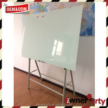 removable notice white board stand for office