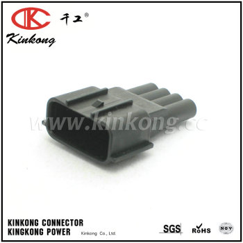 4 pin Sumitomo waterproof male auto electric connector