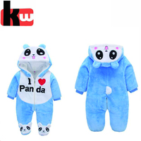 Wholesale Stylish Baby Boys Clothes Children Printed Baby Clothes Winter Wear