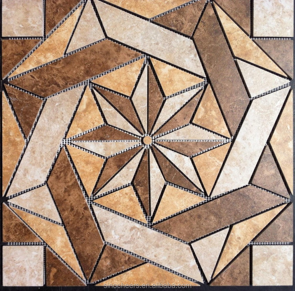 22 14 X 22 14 Ceramic Tile Floor Medallion Buy Ceramic Tile