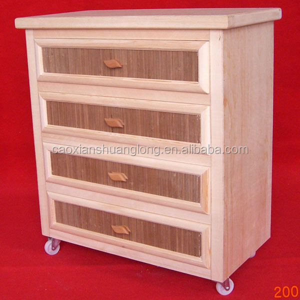Wooden furniture living room <strong>cabinet</strong> wheels solid wooden <strong>cabinet</strong> with drawers
