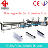 Waterproof Shower Door Magnetic Seal Strips Extrusion Line