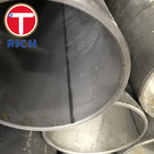 TORICH EN10217-3 P275NL1 P355NH P460N Welded Alloy Fine Grain Round Steel Pipe