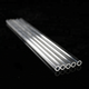 High quality quartz tube for tube furnace/borosilicate glass tube