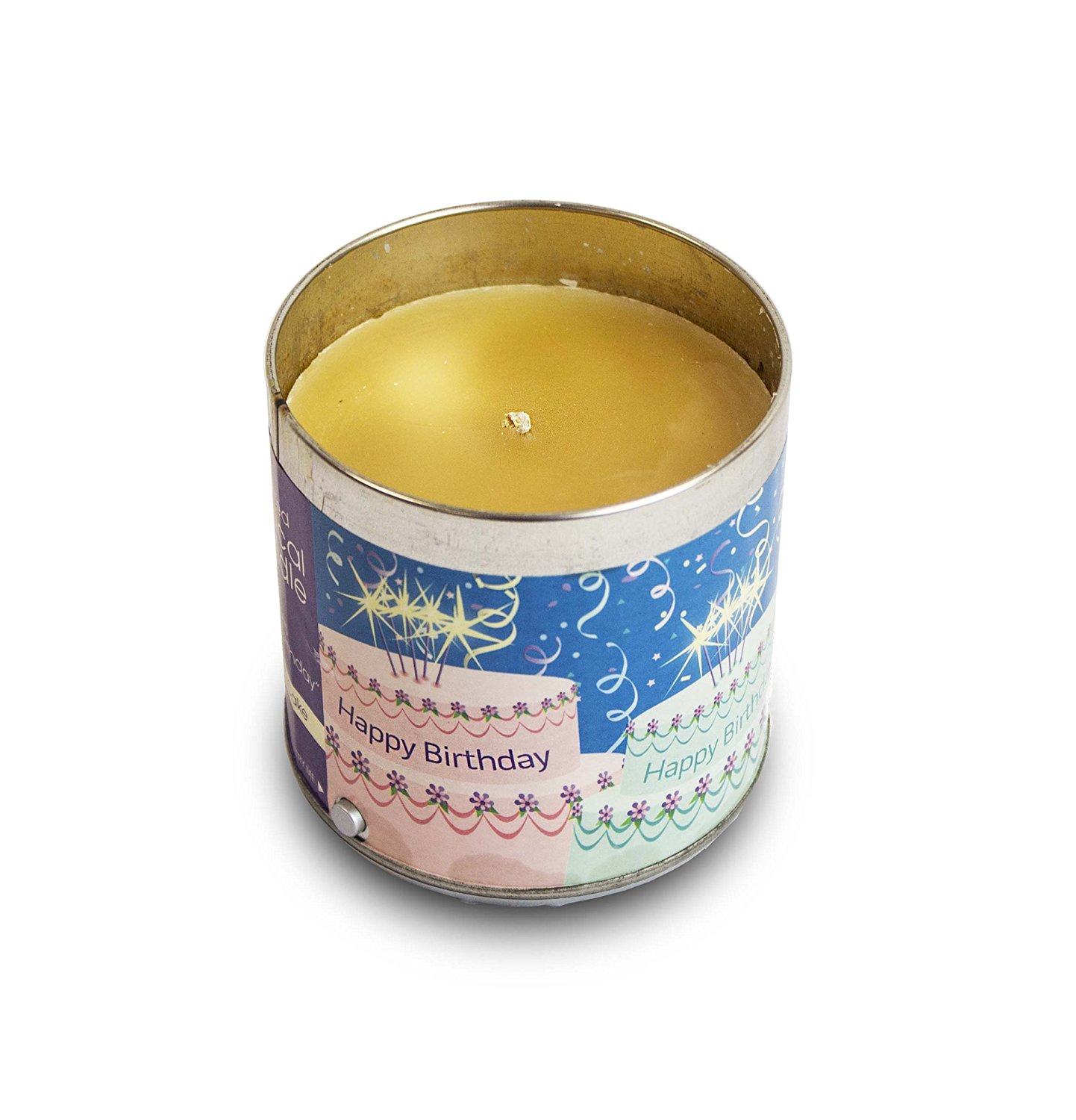 Cheap musical birthday candle find musical birthday candle deals on get quotations scented musical happy birthday jar candle vanilla cake izmirmasajfo