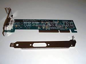 HP 274622-001 HP Quadro4 AGP 4X 64MB DVI Short Bracket Card