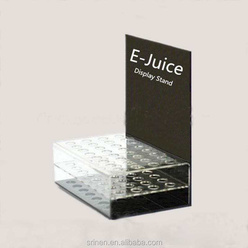Counter Top E Juice Display Rack
