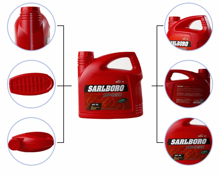 Sarlboro Tốc Độ ACEA SG 5W30 10W30 15W40 20W50 10w40