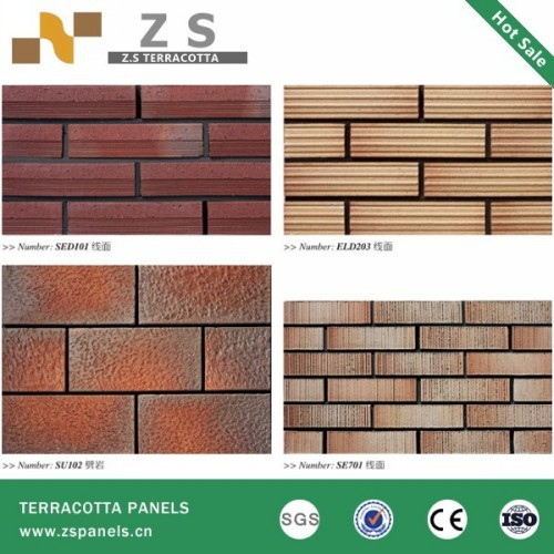 Clay Brick For Outside Wall