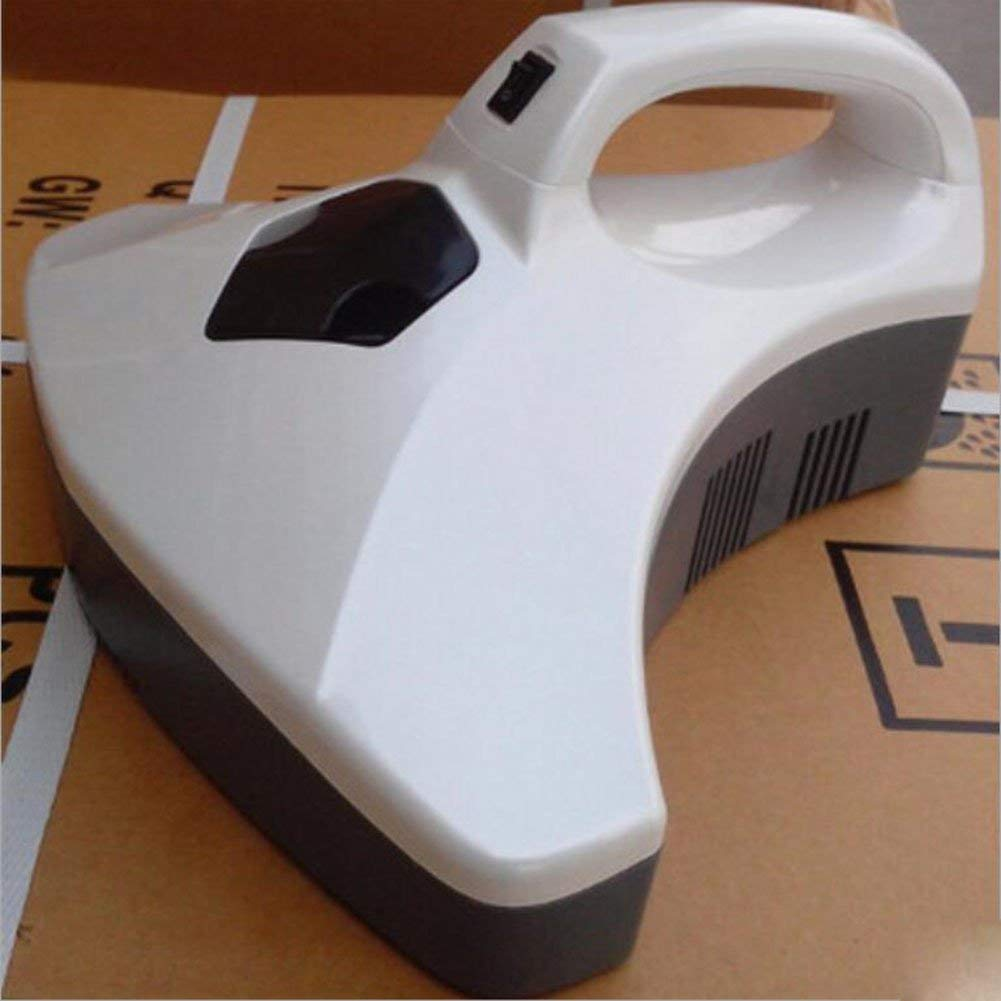 Lblll Vacuum Cleaner Dust Mites Bed Mites Machine Ultraviolet Sterilization In Addition To A Sofa Bed Mites Removal Instrument Carpet Sofa Bed Bedroom,White