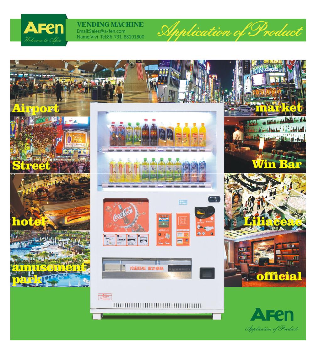 average vending machine prices