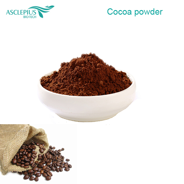 Groothandel wit cacaopoeder ruwe cacaopoeder