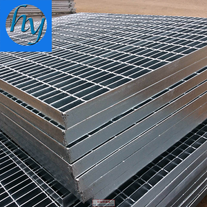 Steel Material Industry Galvanized Metal Mesh Grating Floor