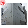 YLJ Top quality curtain wall profile aluminum frame glass panels building facade