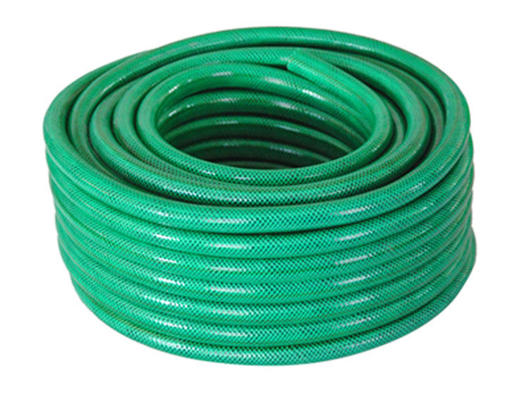 soft three layers PVC Knitted Garden water Hose
