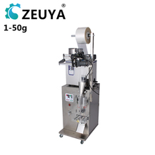 New Design Semi-Automatic cleaning chemicals packing machine Three Sides Sealing China Manufacturer