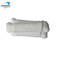 3mm twisted or braided PP nylon polyester rope