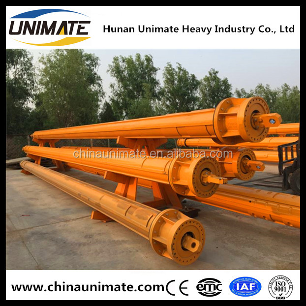 Factory 2000 hours guaranteed MAIT Rig interlocking kelly bar Bauer BG-36 interlocking drilling kelly bar and Accessories