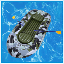BSCI factory direct PVC inflatable river floating pool raft boat for sale