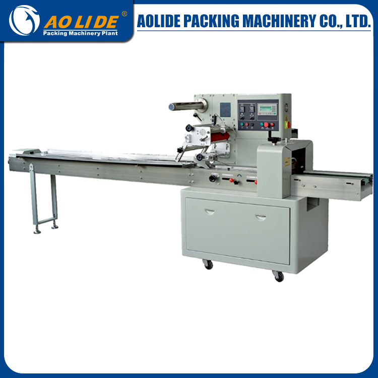 Automatic croissant bakery packaging machine ALD-320B(upgraded)