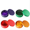 Color aluminum cans color hair wax men's and women's short hair style products