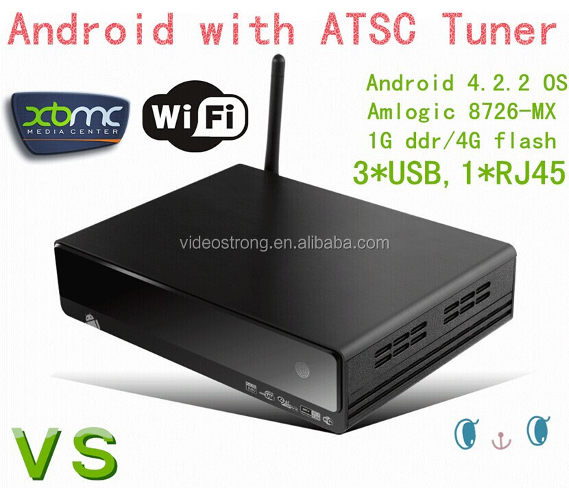 Shenzhen factory . android atsc tv tuner