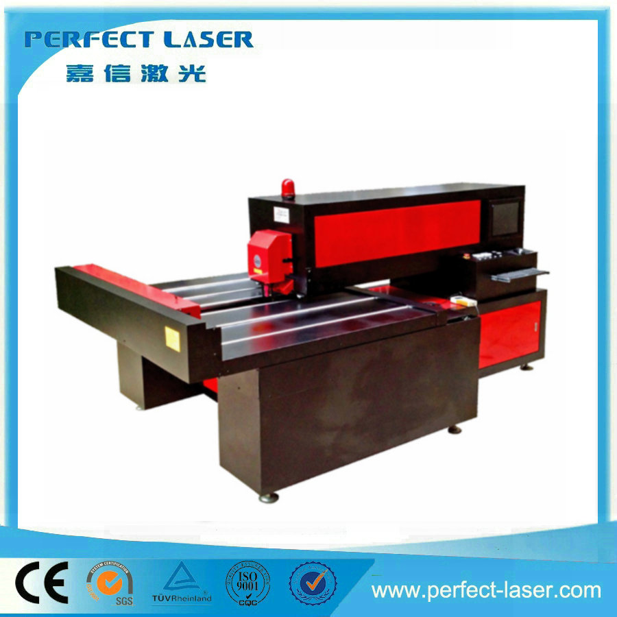 Perfect Laser-home fabric laser cutting machine/ die board laser cutting machine/laser machine for fabric cut Wood Materials-3