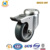 Jiaxing Industry Medium duty Swivel PU industrial caster wheel