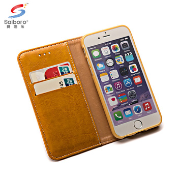 Perfect Combination leather tpu card hold case for iPhone 6 7 case leather for apple for iPhone8 leather case