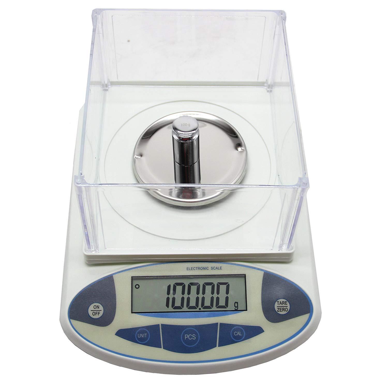 Buy BAOSHISHAN 1000g\/0.01g Analytical Electronic Balance Lab Digital Balance Scale High