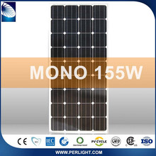 Hot Sale Photovoltaic Complete Set Roof 150W Panel