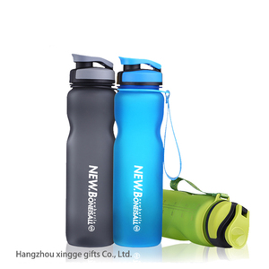 Big Plastic Sport Water Bottle Can Print Logo As Promotion Gift