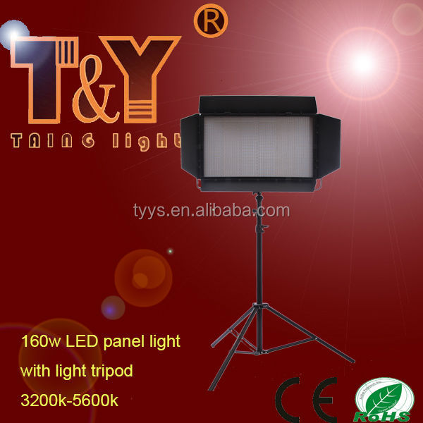 T&y Led Panel Light For Tv Studio And Film Shooting (ty-led2400 ...